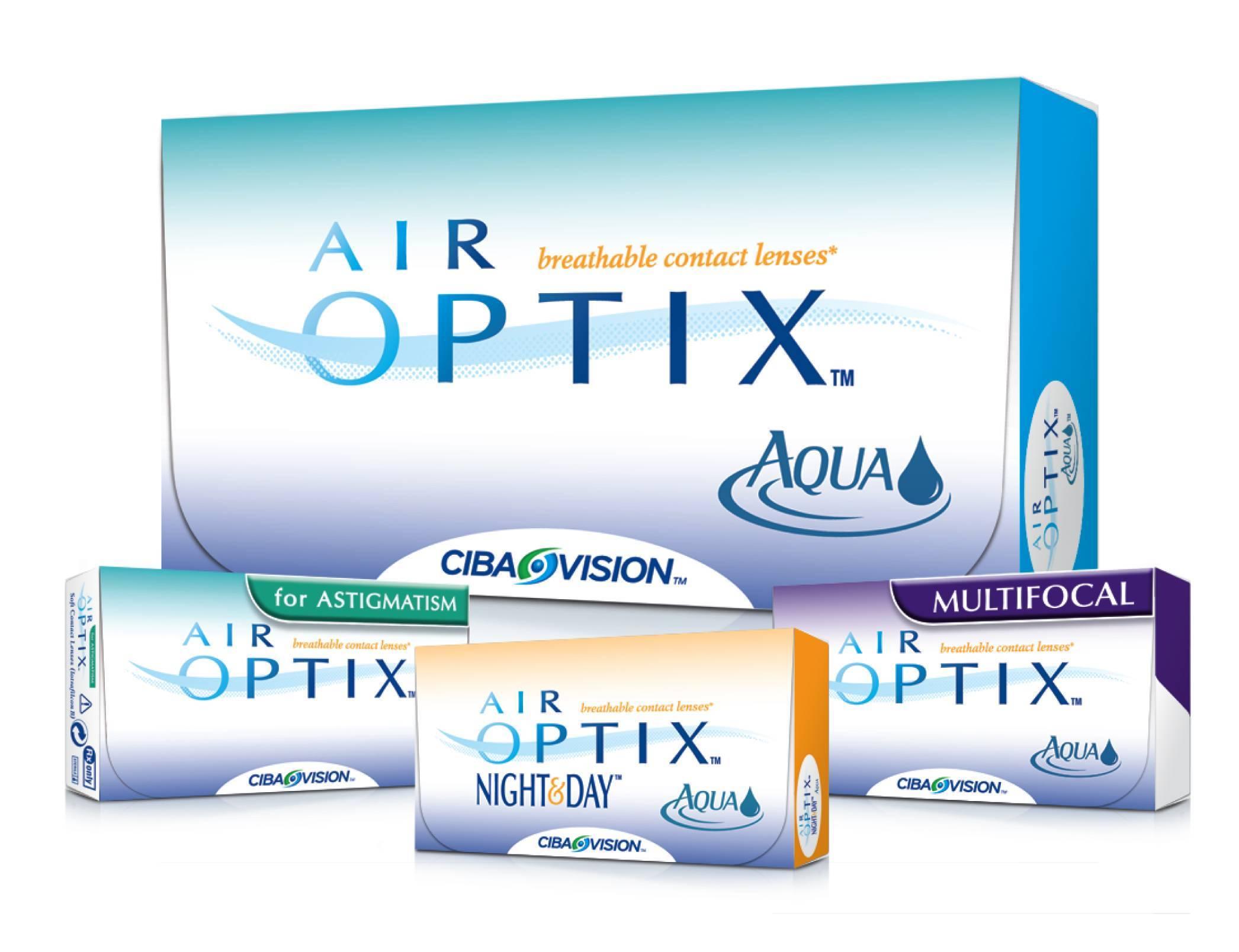 Get Fitted For Alcon Air Optix Lenses At Regional Eye Center